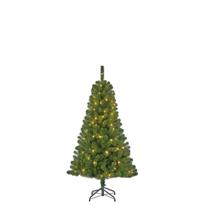 Charlton Weihnachtsbaum led gruen 80L TIPS 220 - h120xd76cm
