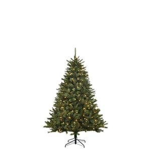Toronto Weihnachtsbaum led Delux gruen 140L TIPS 392 - h120xd97cm
