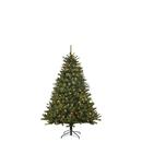 Bild 1 von Toronto Weihnachtsbaum led Delux gruen 140L TIPS 392 - h120xd97cm