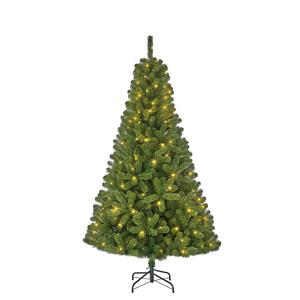 Charlton Weihnachtsbaum led gruen 180L TIPS 805 - h215xd127cm