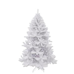 Icelandic Weihnachtsbaum weiss irieserend TIPS 842 - h215xd132cm