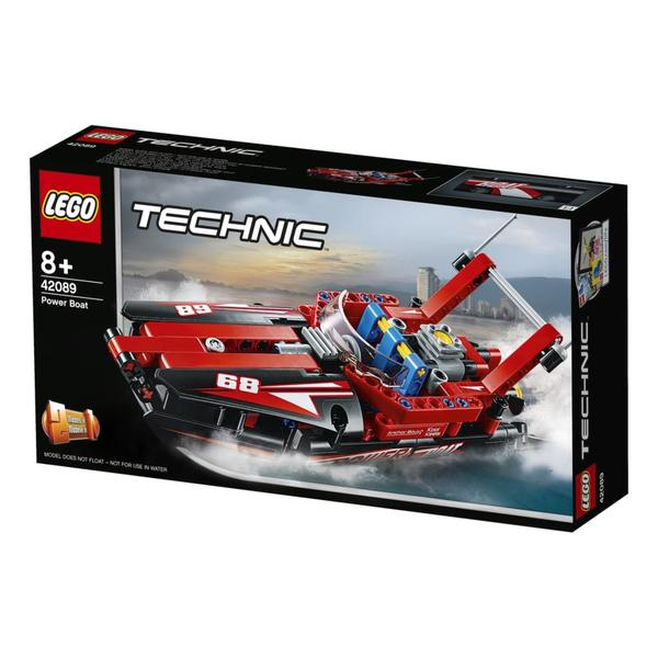Lego Technic Rennboot 42089 Von Real Ansehen Discountode