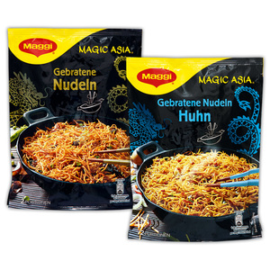 Maggi Magic AsiaGebratene Nudeln