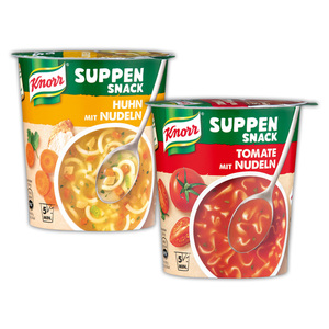 Knorr Suppensnack