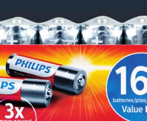 Philips Batterien 16er