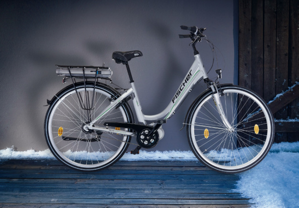 FISCHER Alu-City-E-Bike 28er