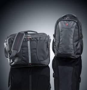 SWISS Concept Laptoptasche oder Rucksack
