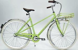 28er Retro Sportrad mit Träger vorn