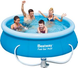 Bestway Quick-up-Pool Ø 244 cm