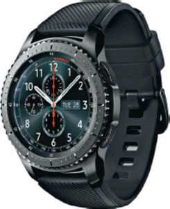 "SAMSUNG Smartwatch ""Gear S3 Frontier"""