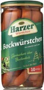 Harzer Bockwürstchen oder Schinkenkrakauer
