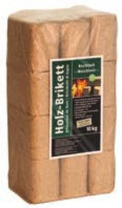 Holz-Briketts