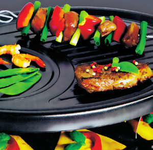 CLATRONIC Raclette-Grill