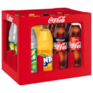 Coca-Cola. Cole Zero, Fanta und Sprite