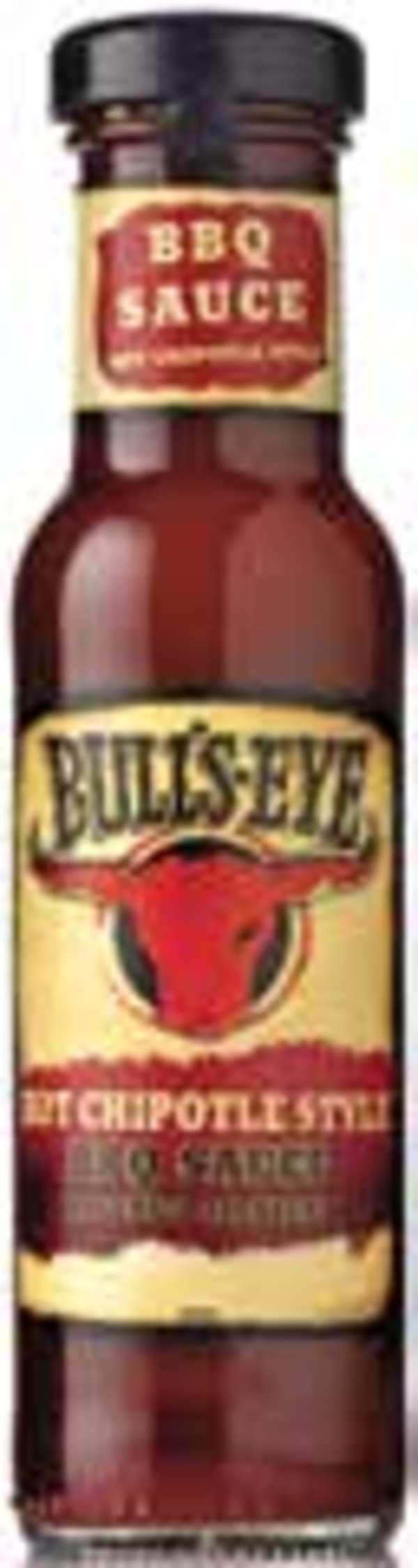 Bulls Eye BBQ Sauce