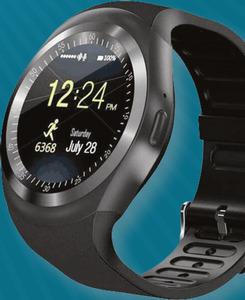 Smartwatch, Fitness-Tracker, Media-Player