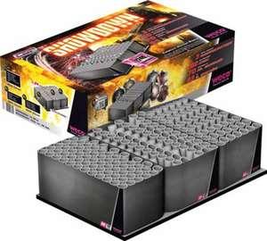 Feuerwerk Batterie Showdown