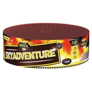 "Batterie ""Sky Adventure"", 248 Schuss"