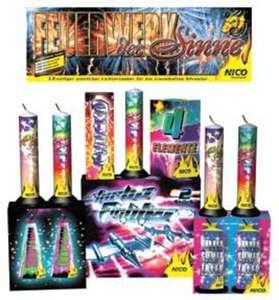 NICO Feuerwerk der Sinne