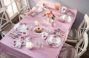Geschirrserie Rosendesign