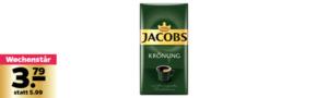 Jacobs Kaffee Krönung oder Krönung Balance