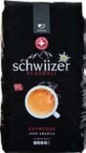 Schwiizer Schüümli Kaffeebohnen