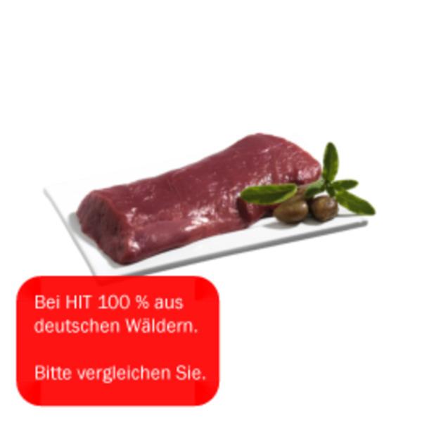 Kerntemperatur HirschrГјcken Ohne Knochen