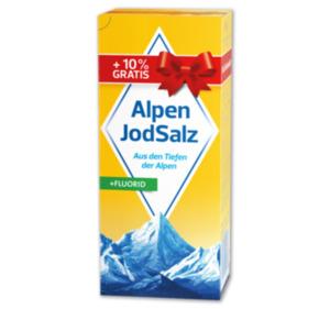 BAD REICHENHALLER Alpen Jod Salz