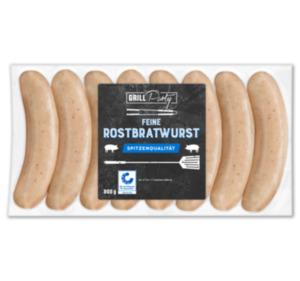 GRILLPARTY Rostbratwurst