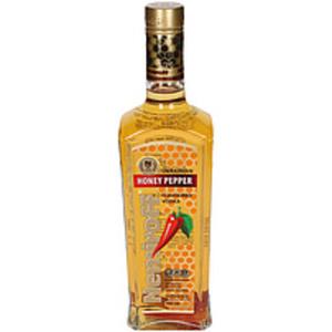 """Aromatisierter Vodka """"Nemiroff - Honig und Peperoni"""" 40% vol..."""