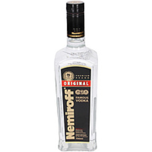 "Vodka ""Nemiroff - Original"" 40% vol."