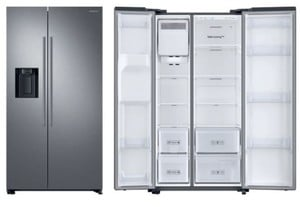 Samsung Side-by-Side RS6JN5211S9   B-Ware