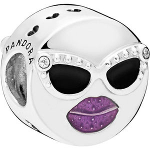 "Pandora Charm Stay Cool ""797184CZ"", 925er Silber"