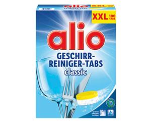 alio Geschirr-Reiniger-Tabs classic XXL