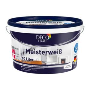 DECO CRAFT     Meisterweiß