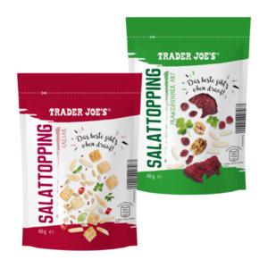 TRADER JOE'S     Salattopping