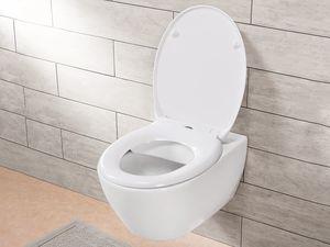 MIOMARE® WC-Sitz mit Absenkautomatik