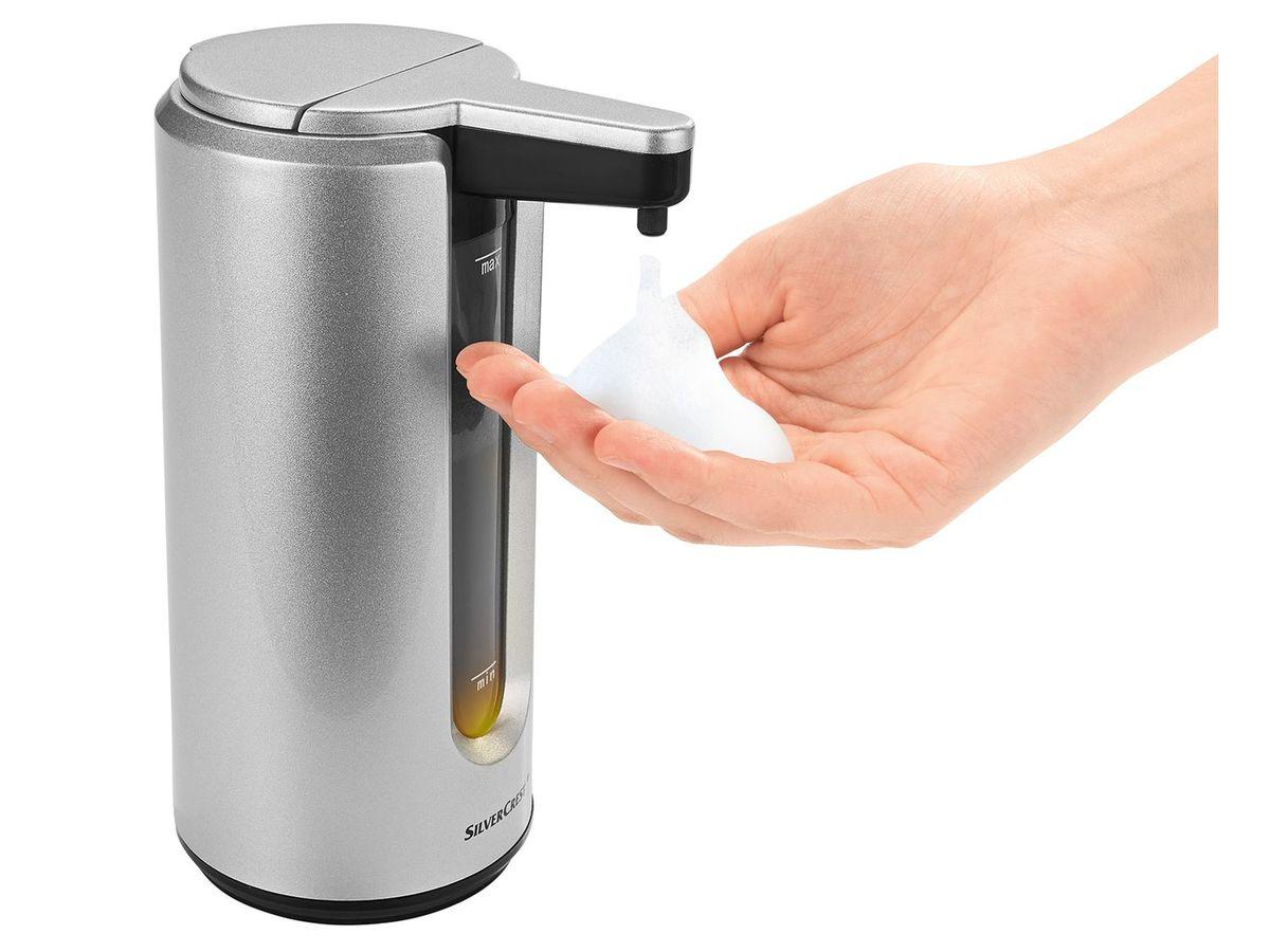 Bild 2 von SILVERCREST® Sensor-Schaumseifenspender