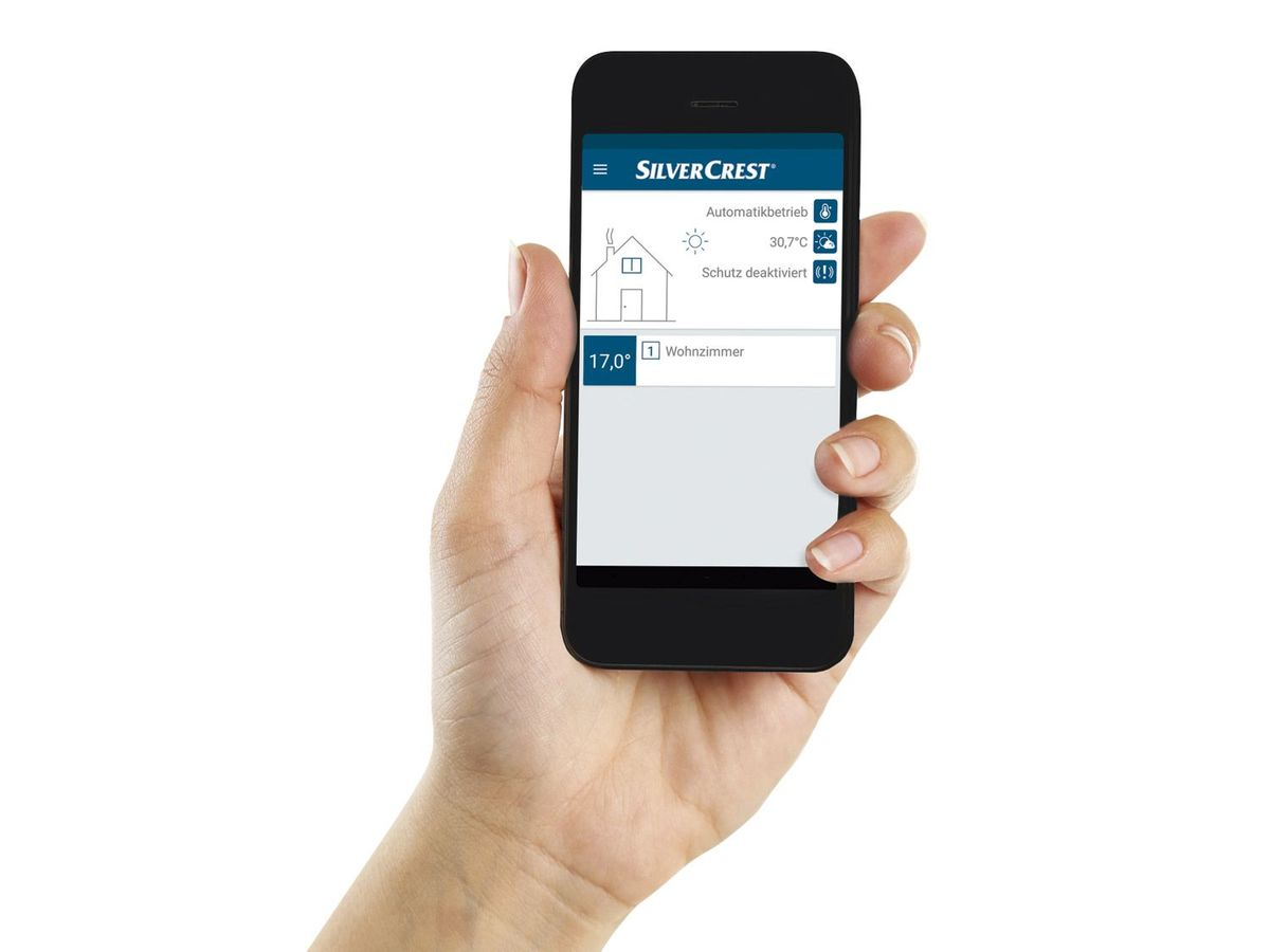 Bild 4 von SILVERCREST® Fenster- und Türenkontakt Smart Home