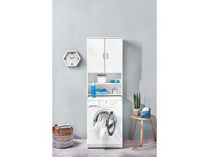 LIVARNO LIVING® Waschmaschinen-Überbauschrank