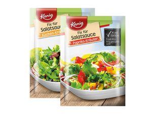 Fix für Salatsauce