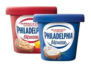 Philadelphia Mousse