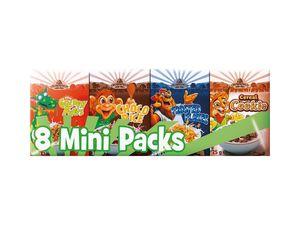 Mini-Packs Frühstückscerealien