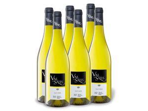 6 x 0,75-l-Flasche Val de Salis Viognier Classique, Weißwein