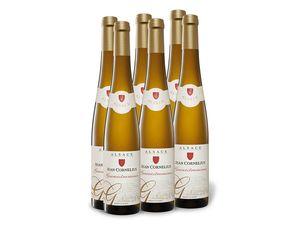 6 x 0,75-l-Flasche Jean Cornelius Collection Prestige Gewürztraminer AOP lieblich, Weißwein