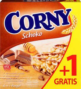 SCHWARTAU  Corny Riegel oder Sandwich