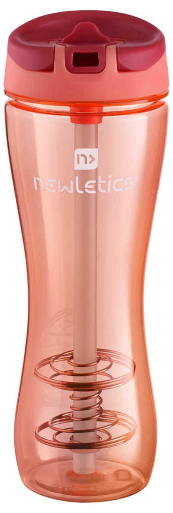 NEWLETICS®  Trinkflasche 2 in 1