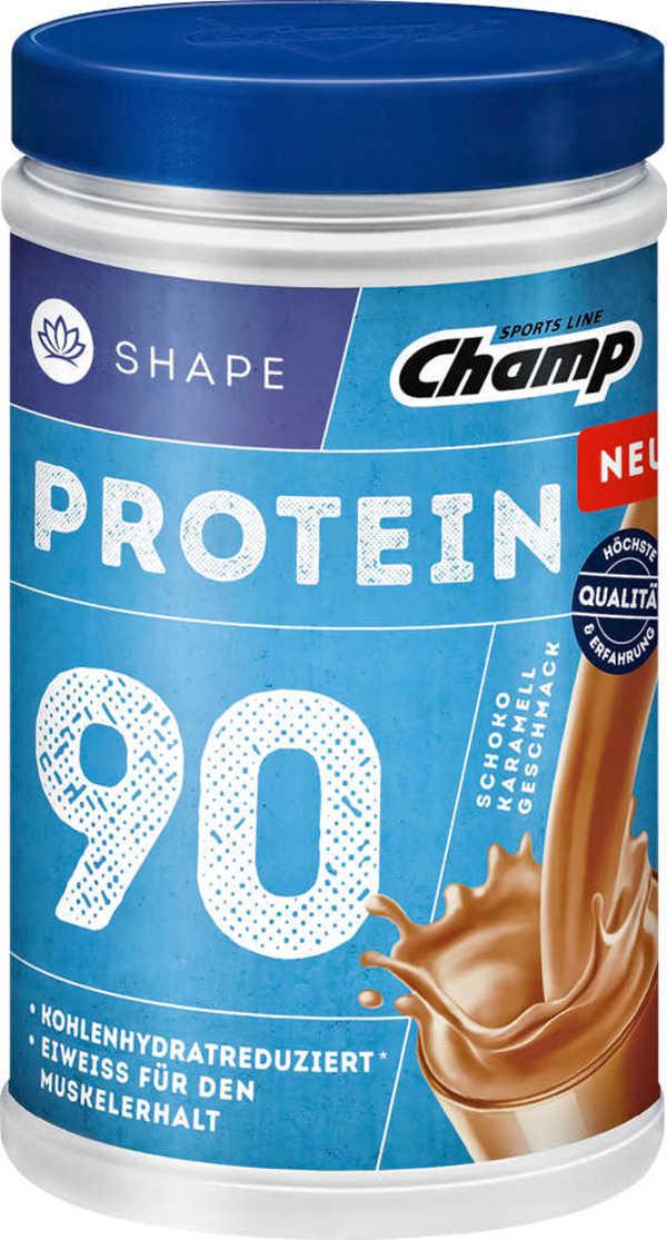 CHAMP  Shape Protein 90 Shake + L-Carnitin