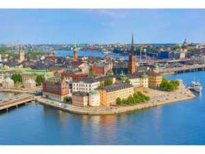 Skandinaviens Metropolen – Rundreise