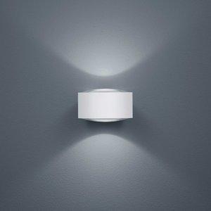 Helestra LED-Außenwandleuchte   Flow